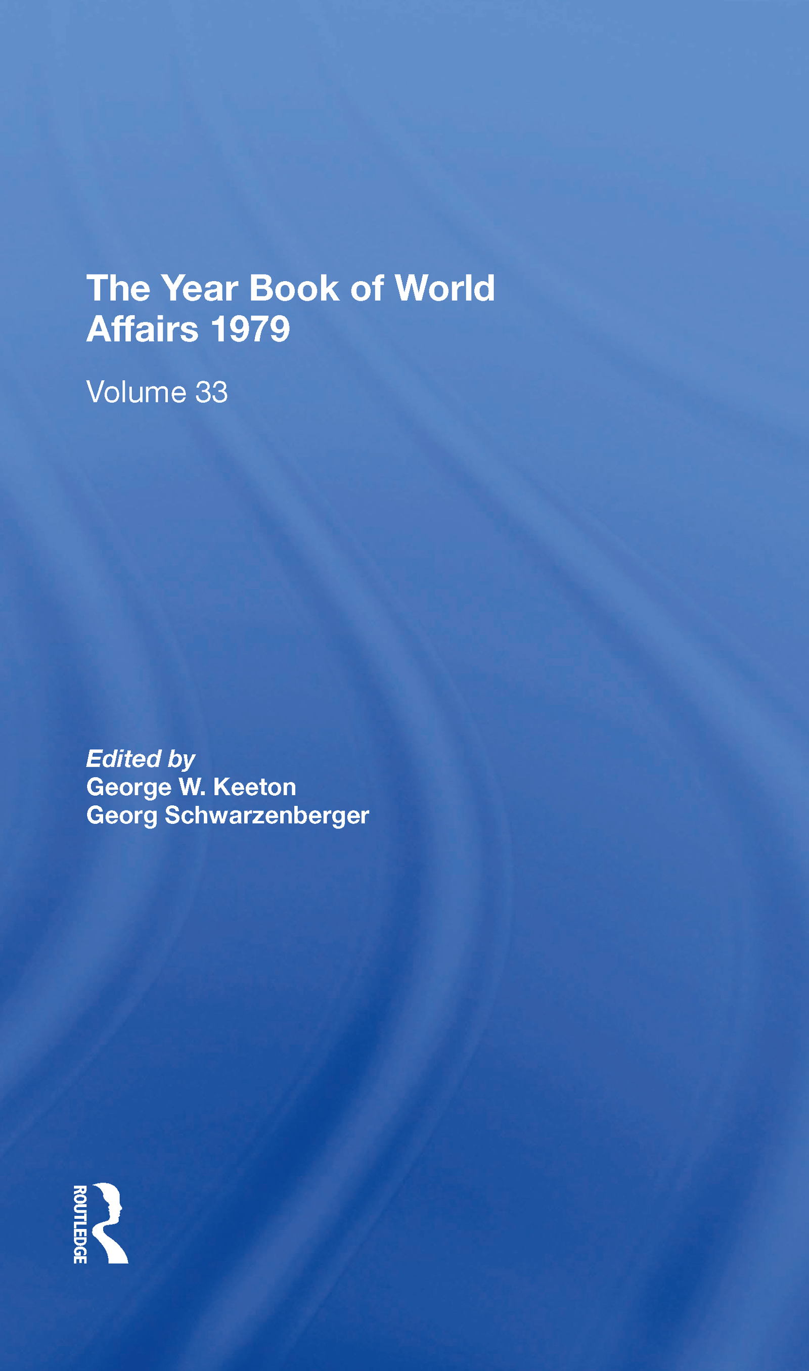 The Year Book Of World Affairs, 1979