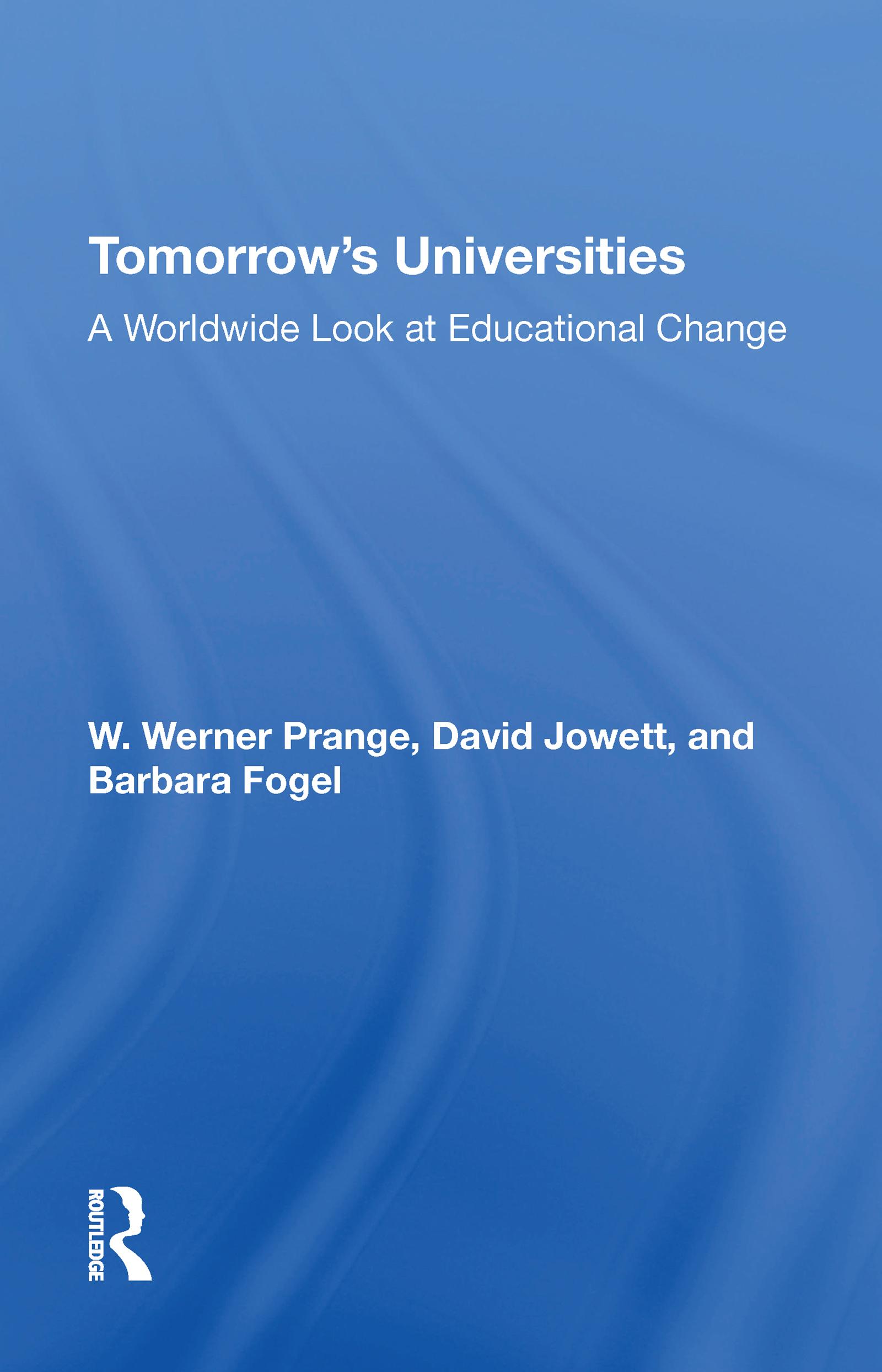 Tomorrow's Universities