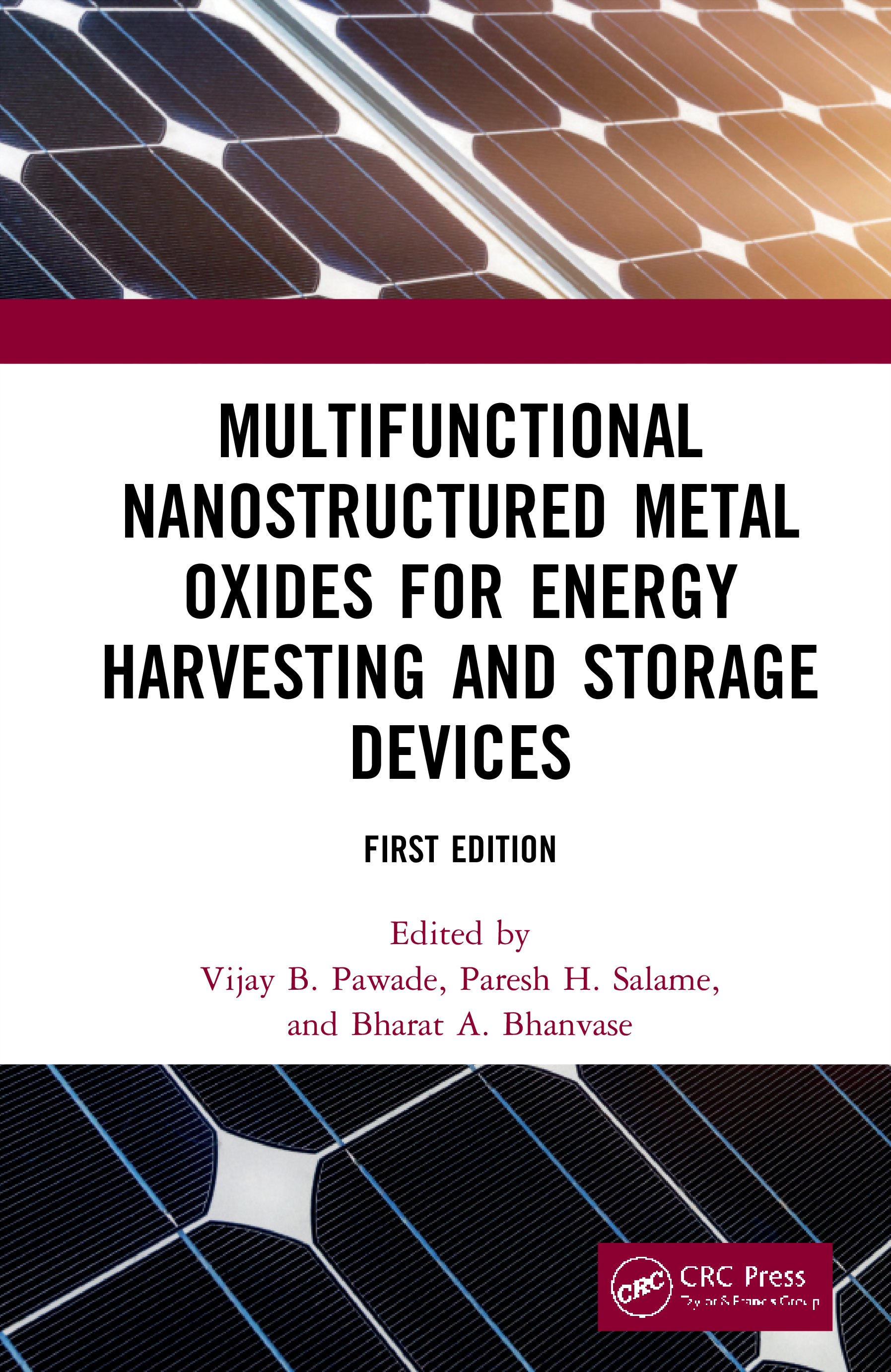 Multifunctional Nanostructured Metal Oxides for Energy Harvesting and Storage Devices book cover
