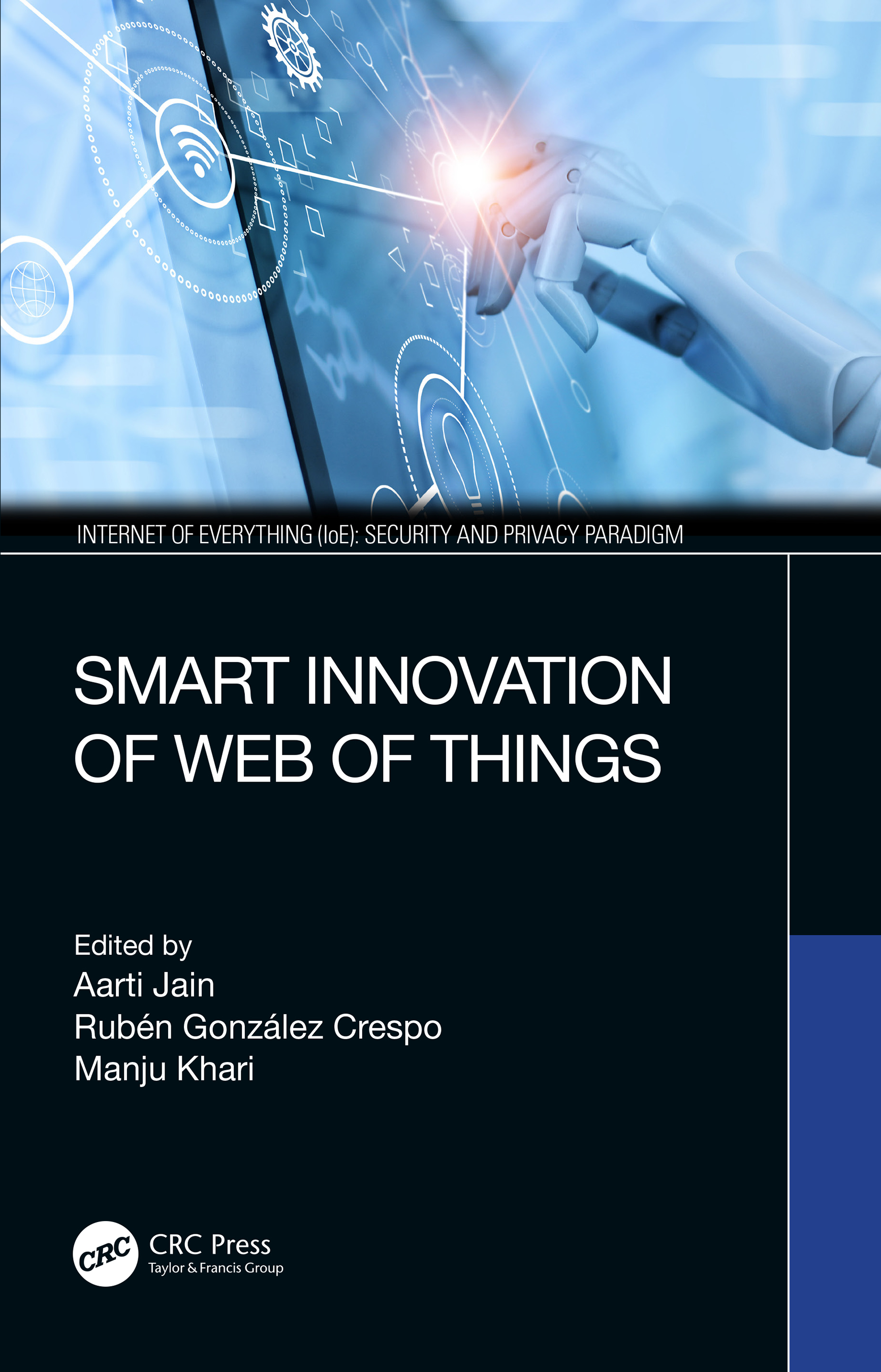 Smart Innovation of Web of Things book cover