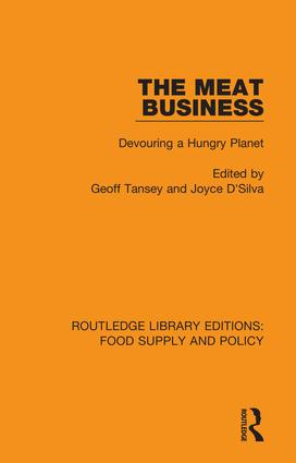 The Meat Business: Devouring a Hungry Planet book cover