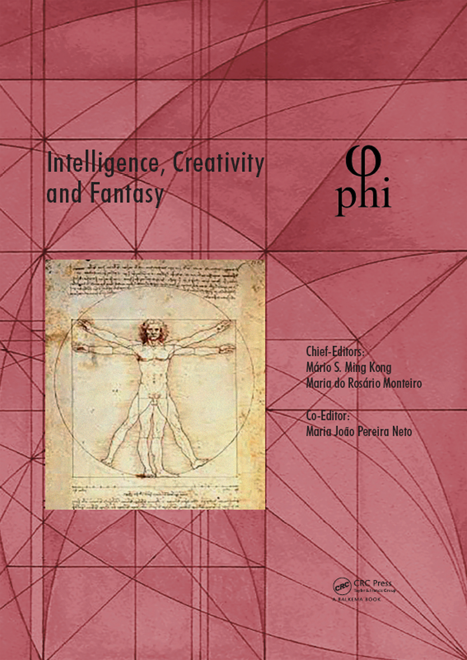 Intelligence, Creativity and Fantasy: Proceedings of the 5th International Multidisciplinary Congress (PHI 2019), October 7-9, 2019, Paris, France book cover