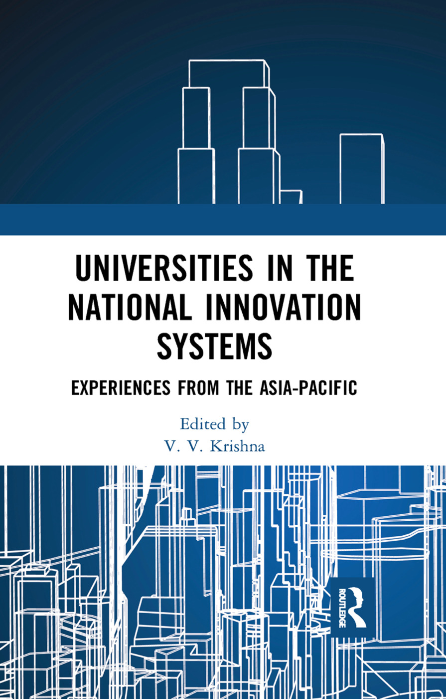 Universities in the National Innovation Systems: Experiences from the Asia-Pacific book cover