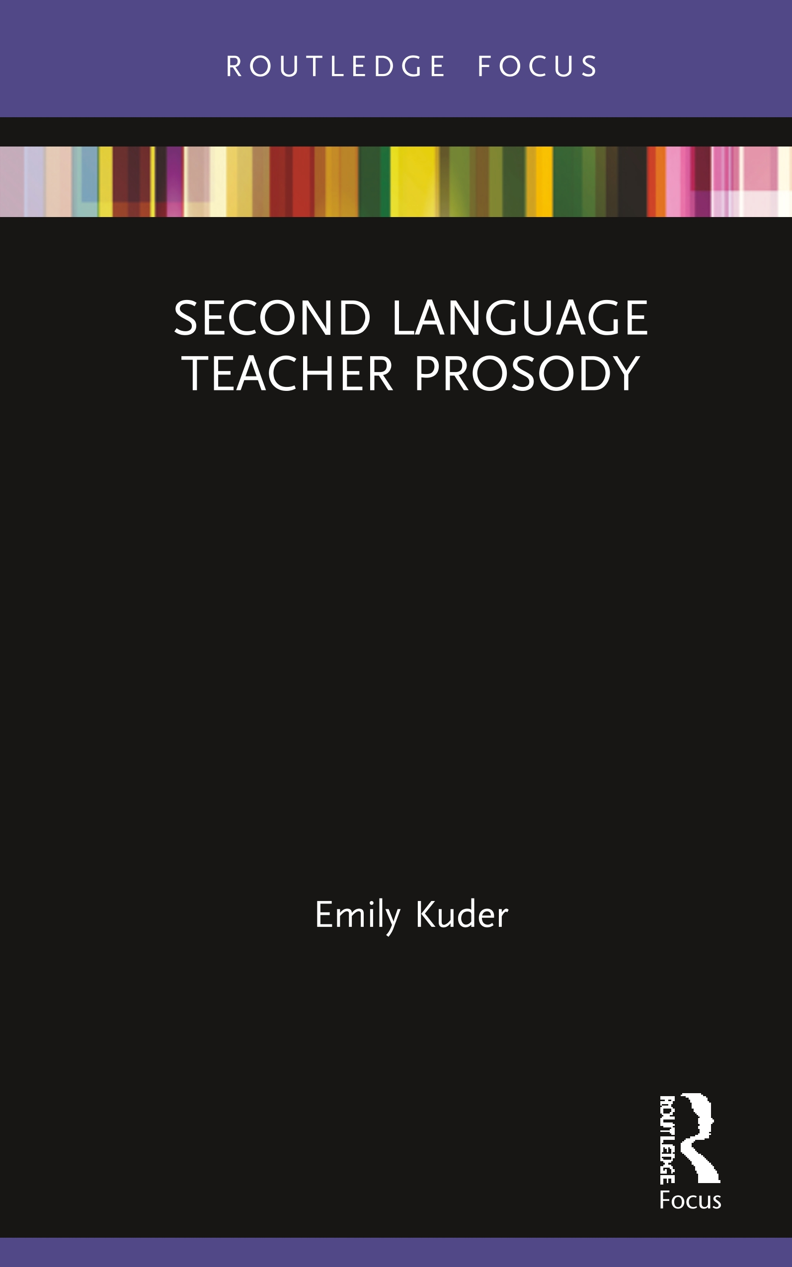 Second Language Teacher Prosody book cover