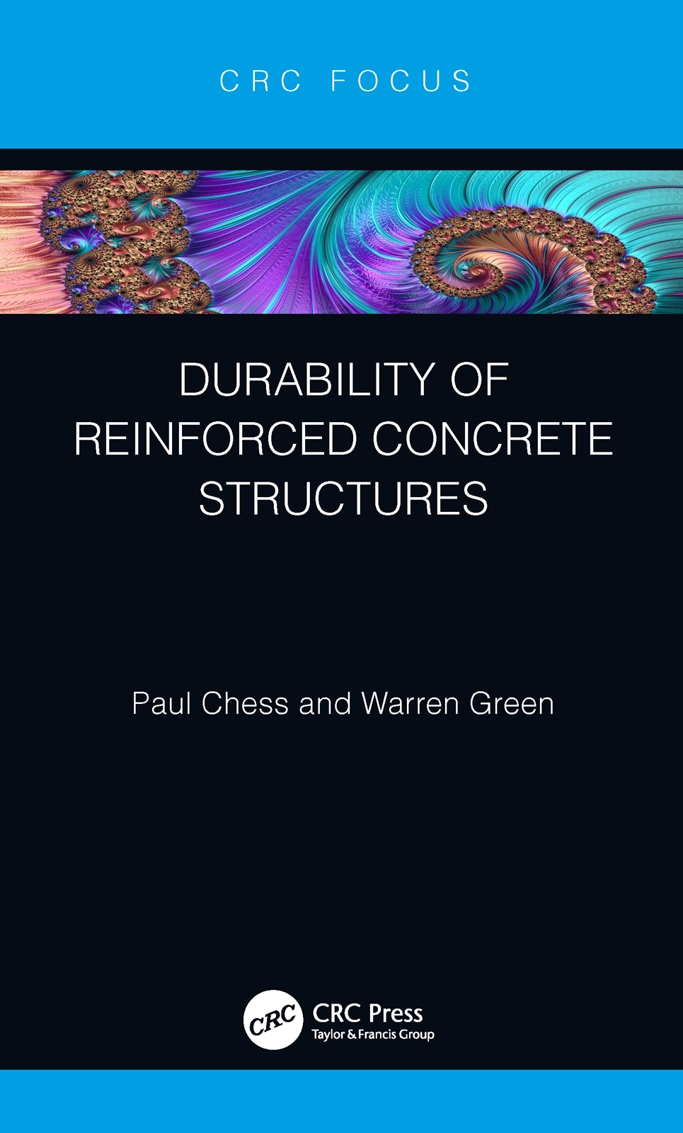 Durability of Reinforced Concrete Structures: 1st Edition (Hardback) book cover