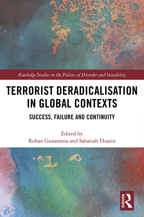 Terrorist Deradicalisation in Global Contexts: Success, Failure and Continuity book cover