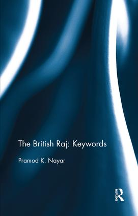 The British Raj: Keywords: 1st Edition (Paperback) book cover