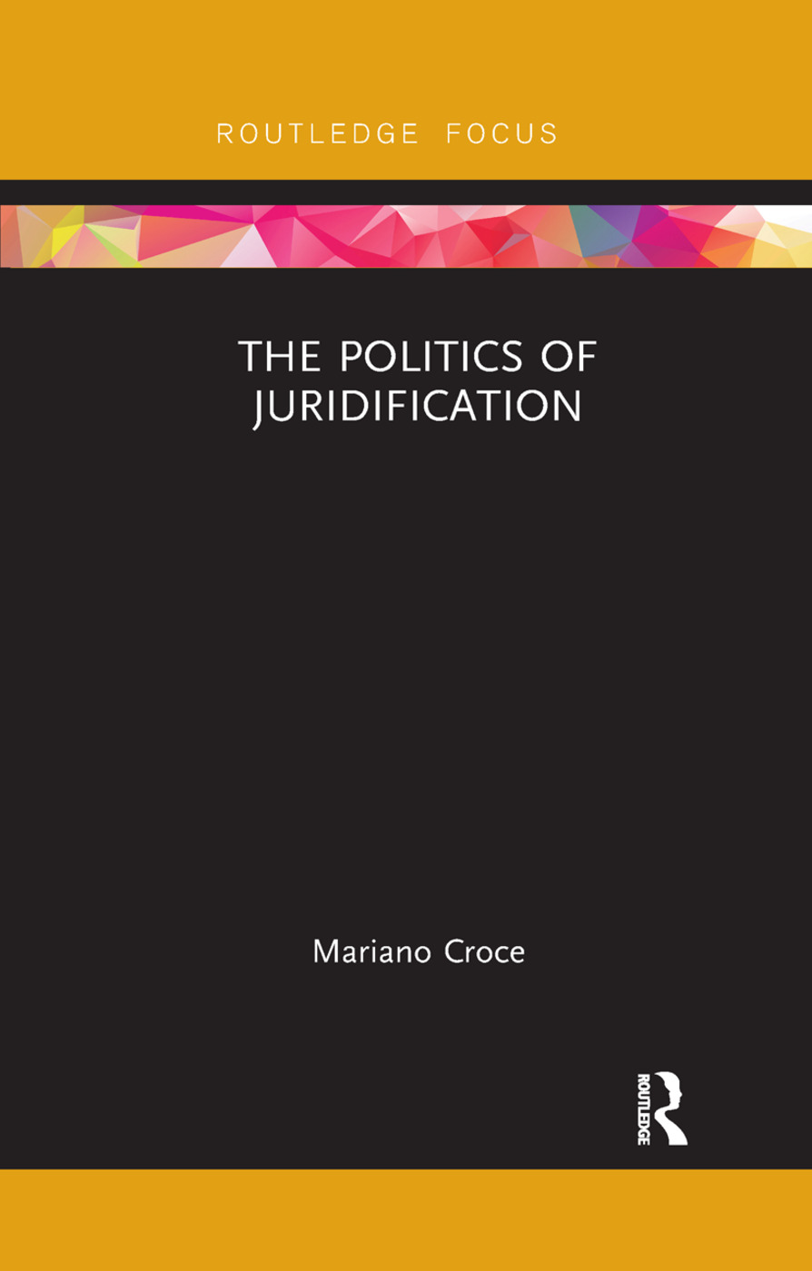 The Politics of Juridification book cover
