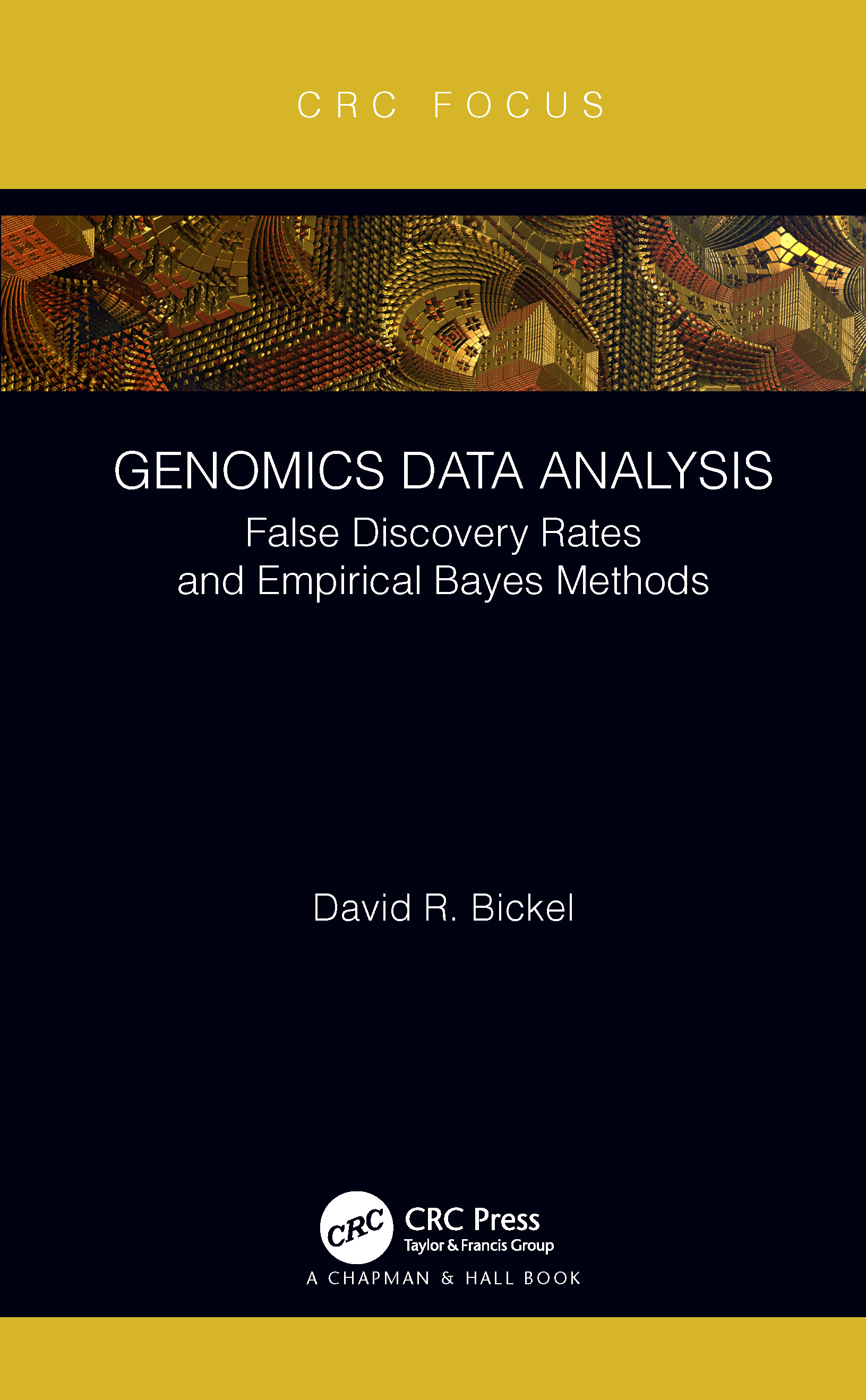 Genomics Data Analysis: False Discovery Rates and Empirical Bayes Methods, 1st Edition (Hardback) book cover