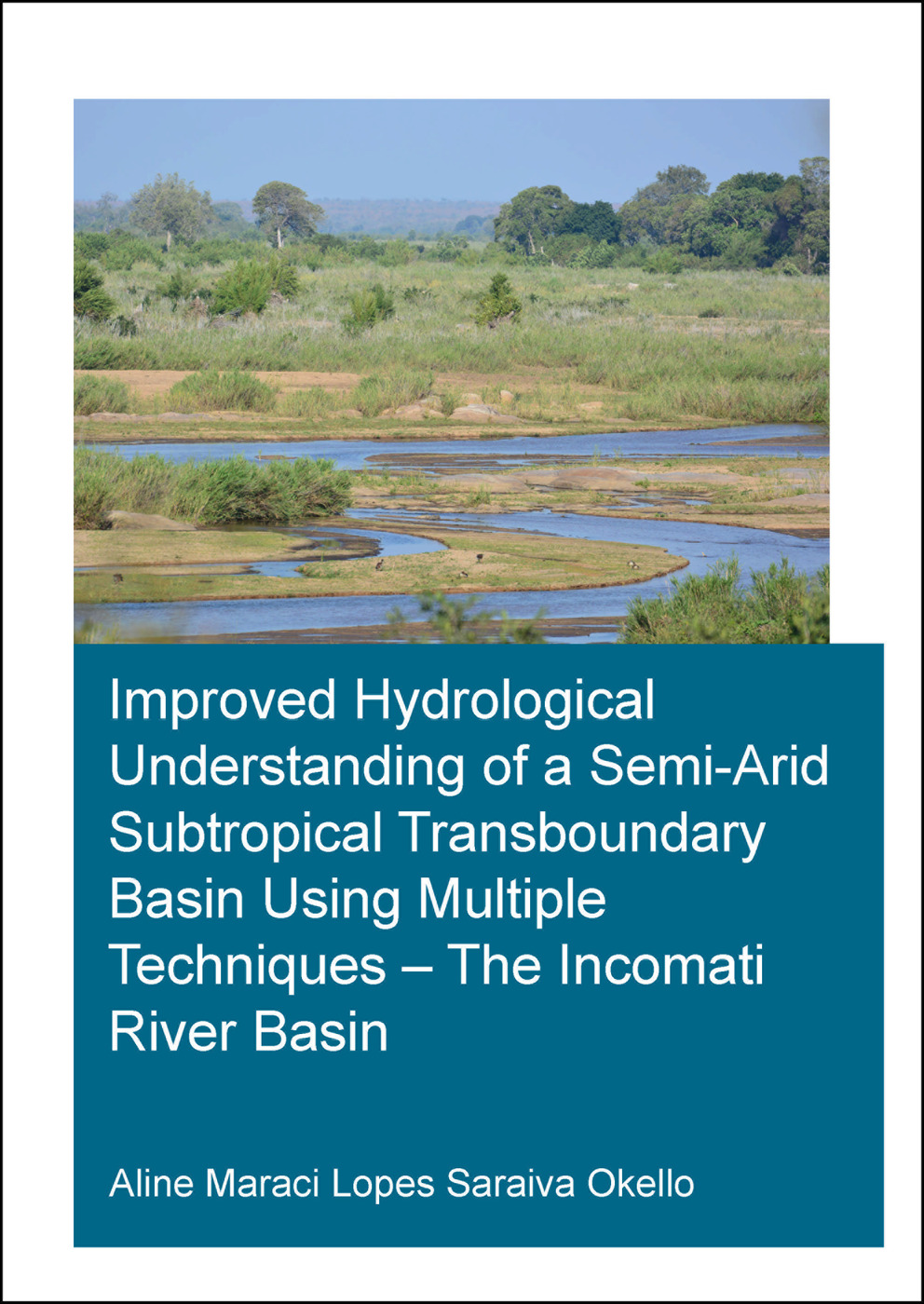 Improved Hydrological Understanding of a Semi-Arid Subtropical Transboundary Basin Using Multiple Techniques - The Incomati River Basin book cover