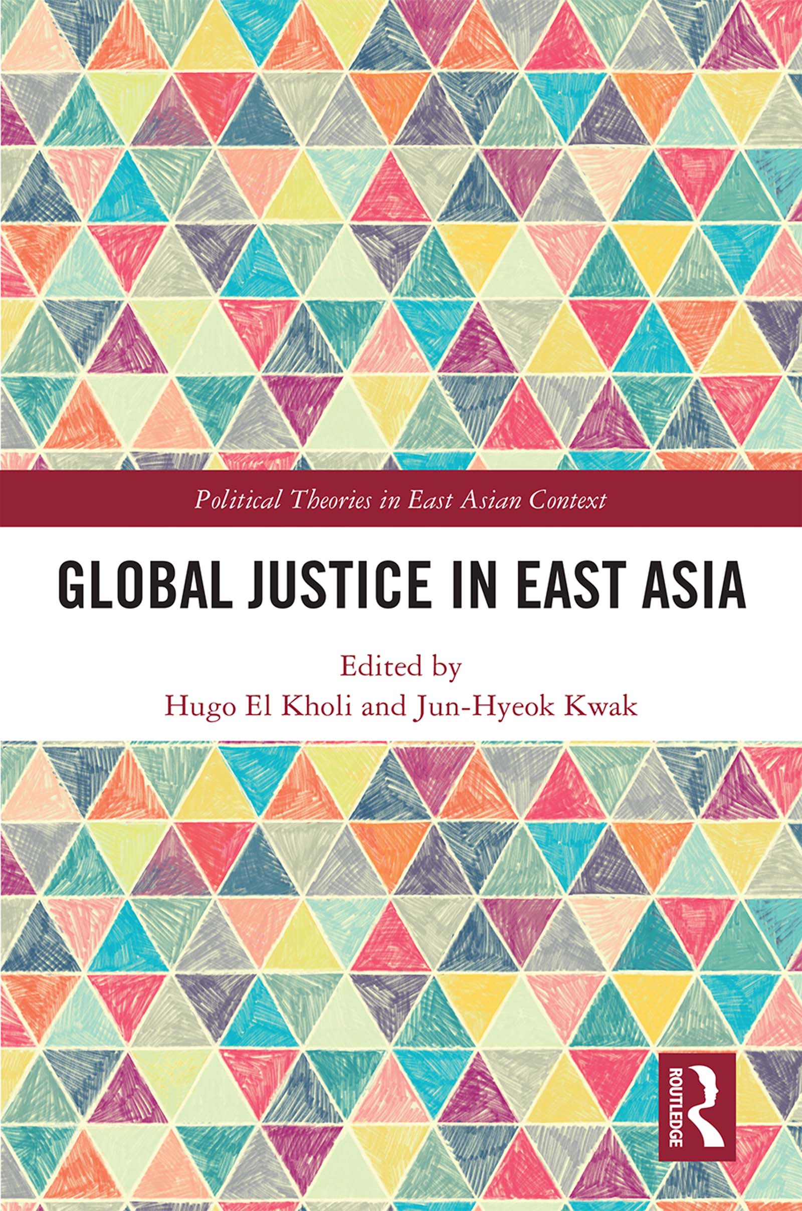 Global Justice in East Asia book cover