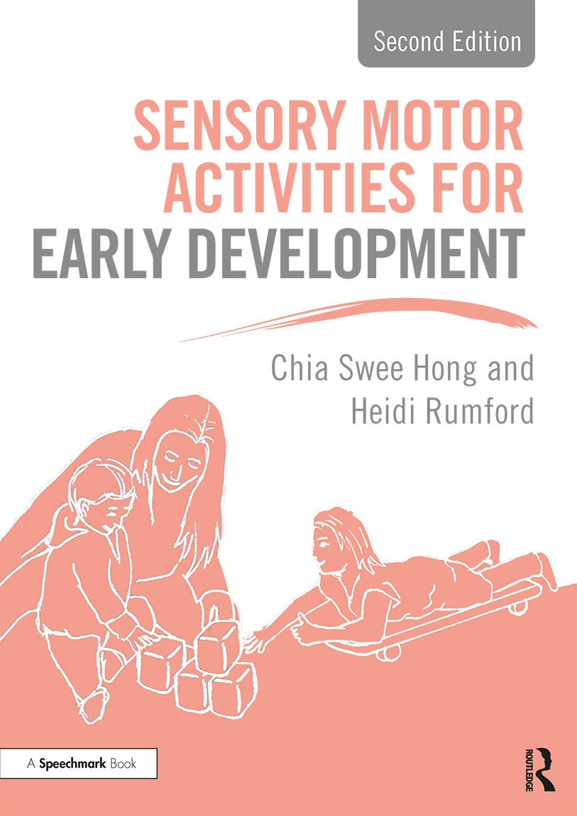 Sensory Motor Activities for Early Development: A Practical Resource book cover