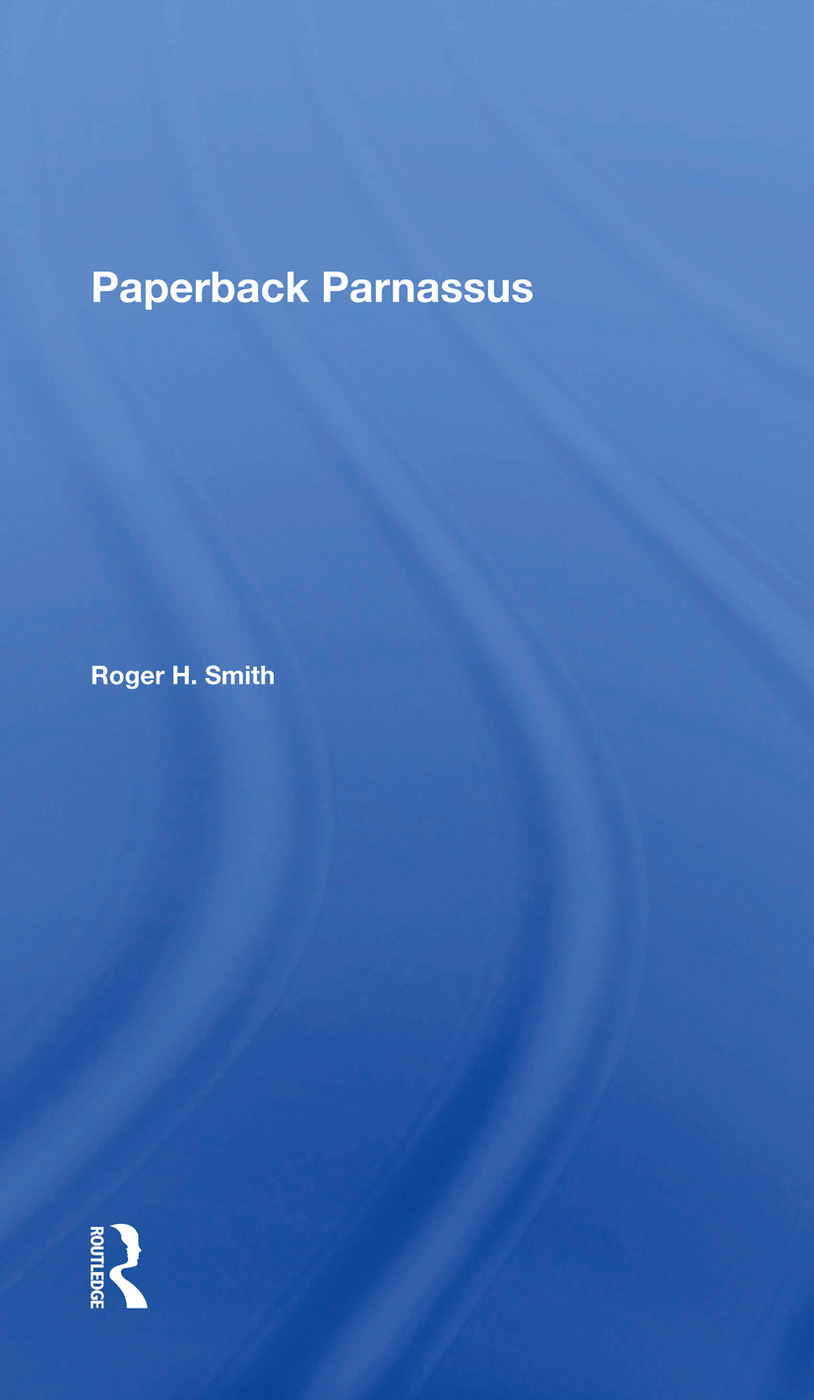 Paperback Parnassus/h: 1st Edition (Hardback) book cover