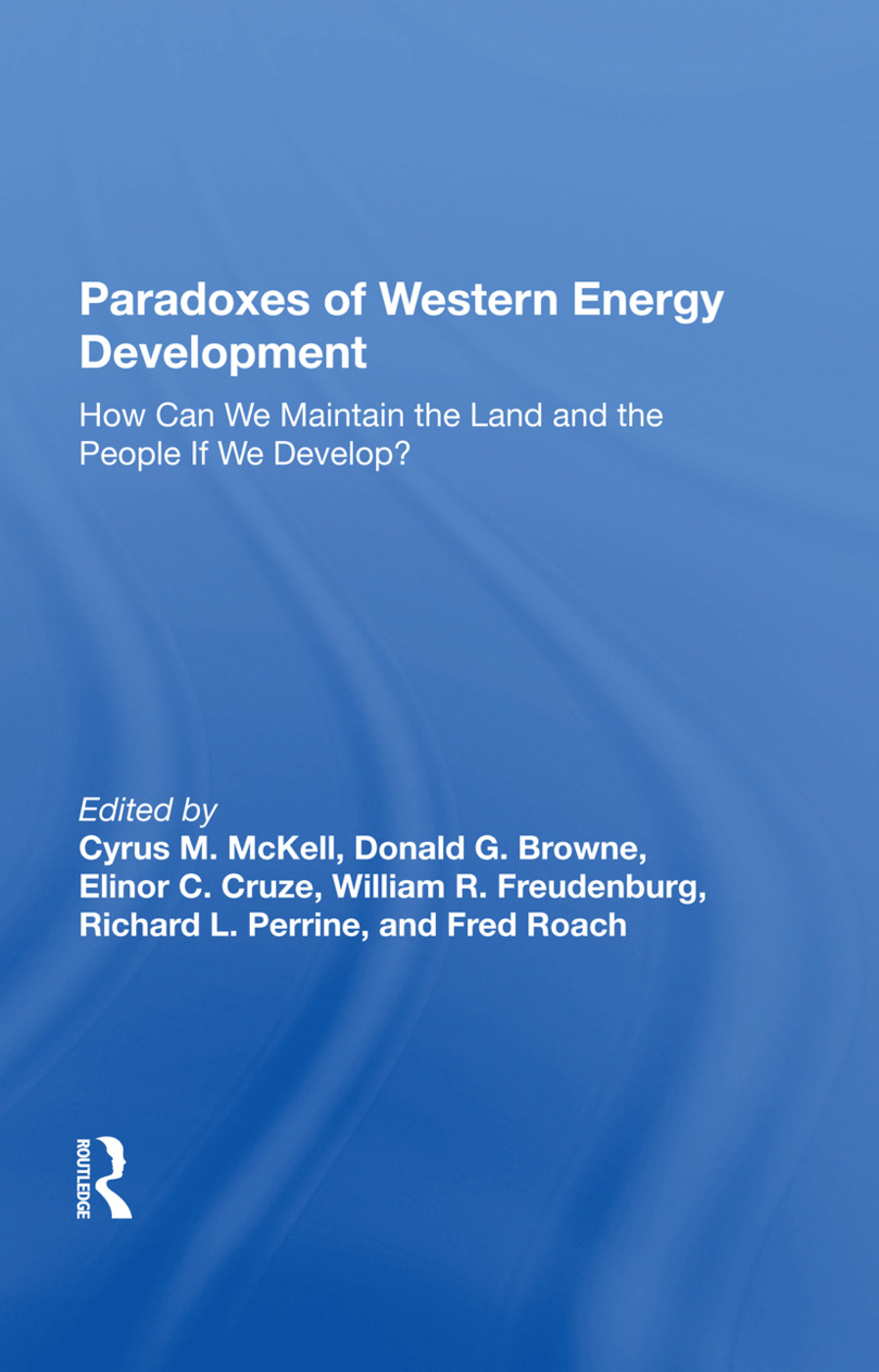 The Role of Water in Energy Development