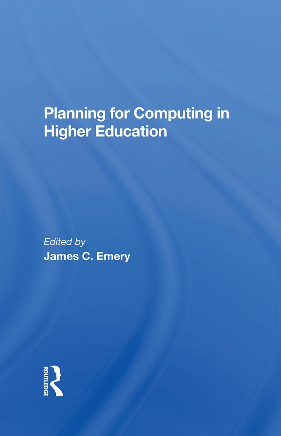 Computing Networks and the University in the 1980s