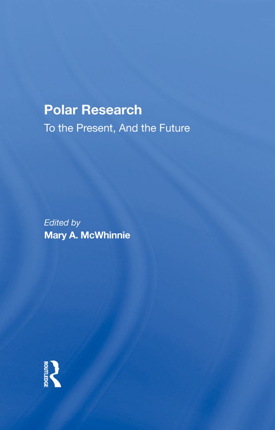 Major International Polar Research Programs