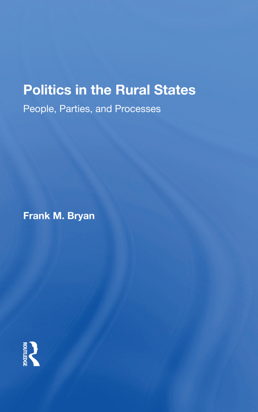 Politics in the Rural States