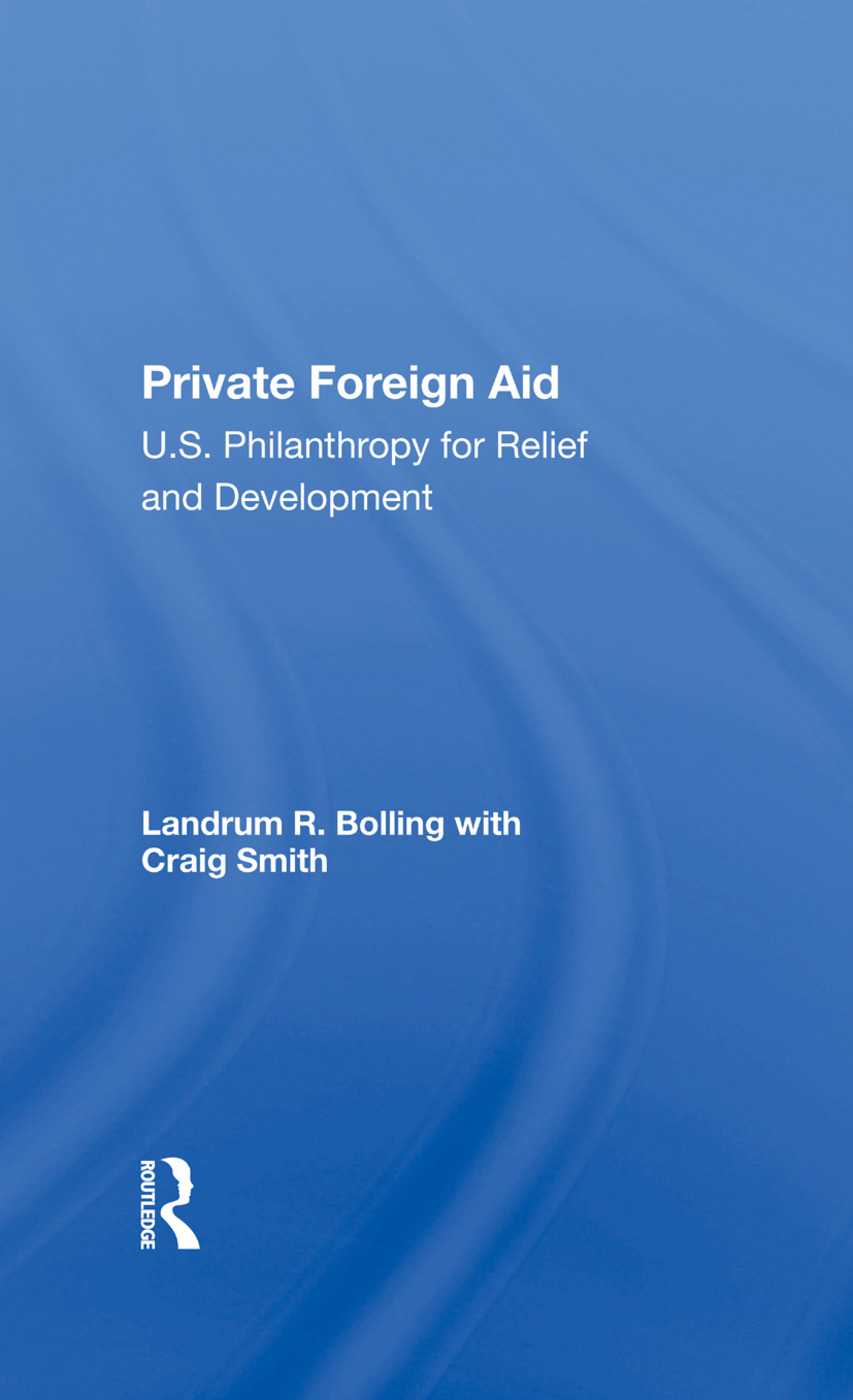 From War Zone Relief to Global Development