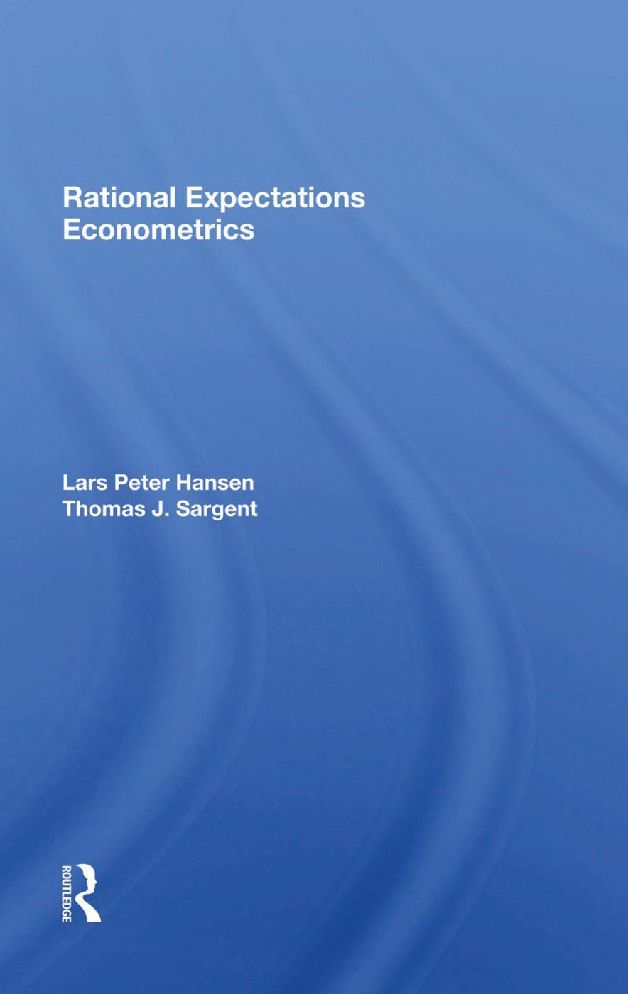 Rational Expectations Econometrics