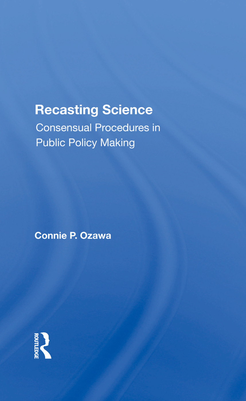 Consensus-Based Approaches to Handling Science