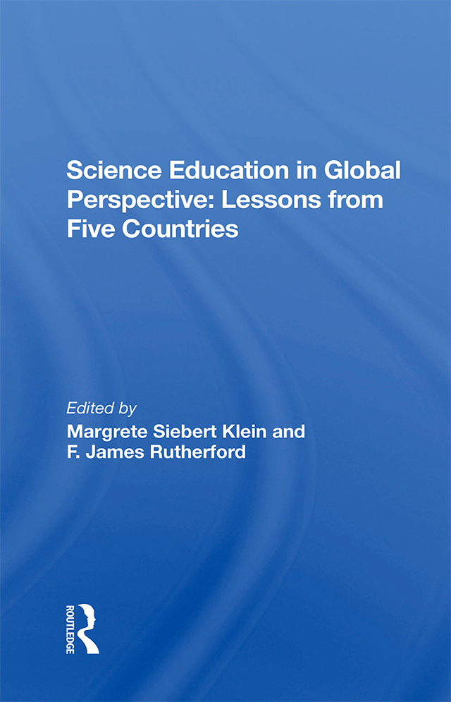 Science Education In Global Perspective: Lessons From Five Countries, 1st Edition (e-Book) book cover