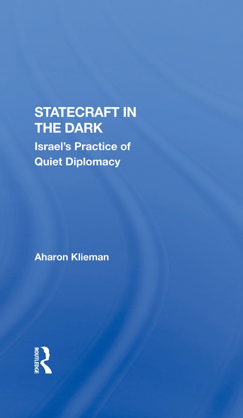 Statecraft in the Dark