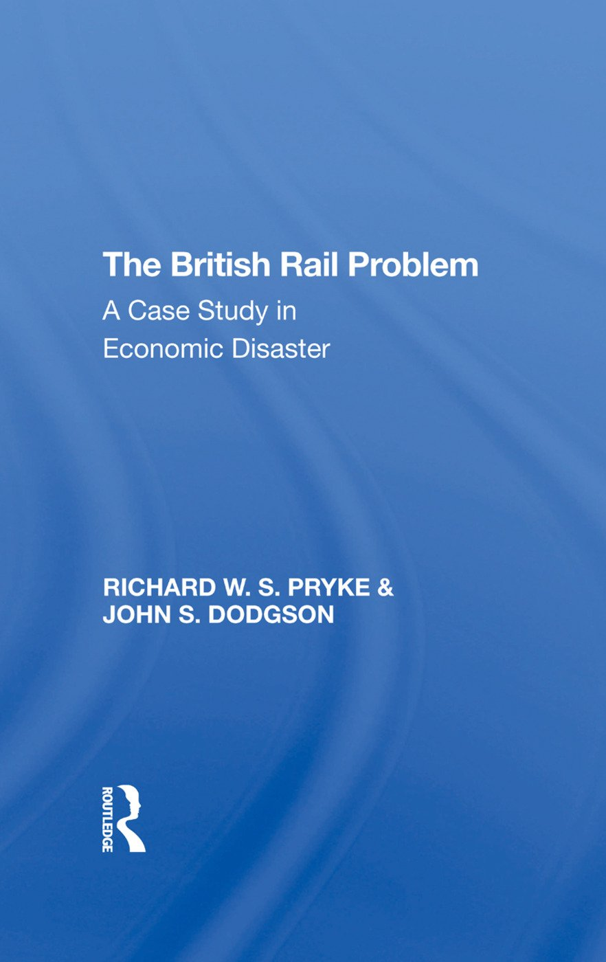 The British Rail Problem: 1st Edition (Hardback) book cover