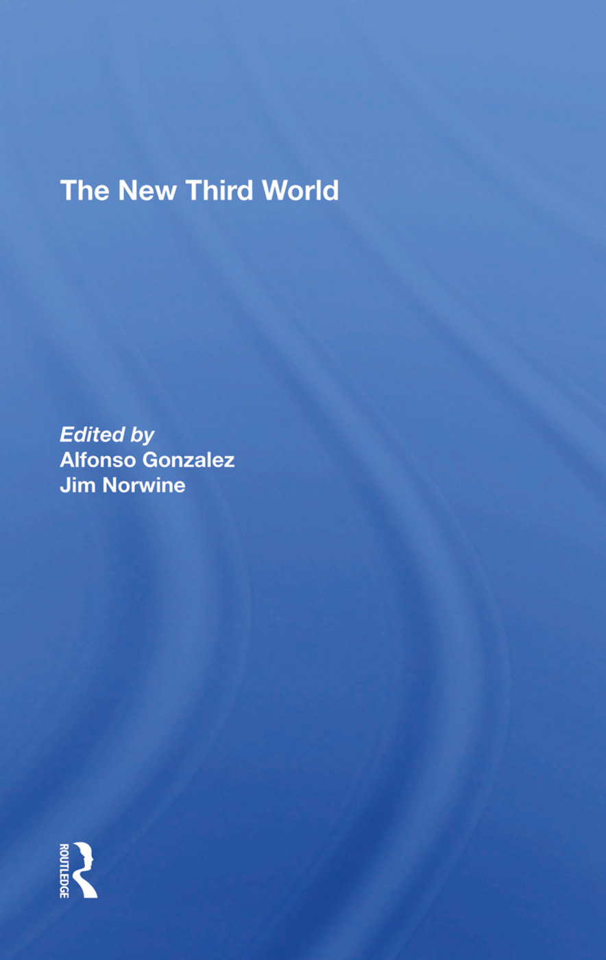 The New Third World: Second Edition, 1st Edition (Hardback) book cover
