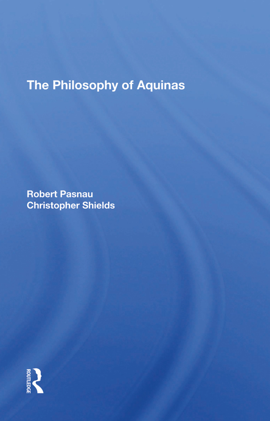 The Philosophy Of Aquinas book cover