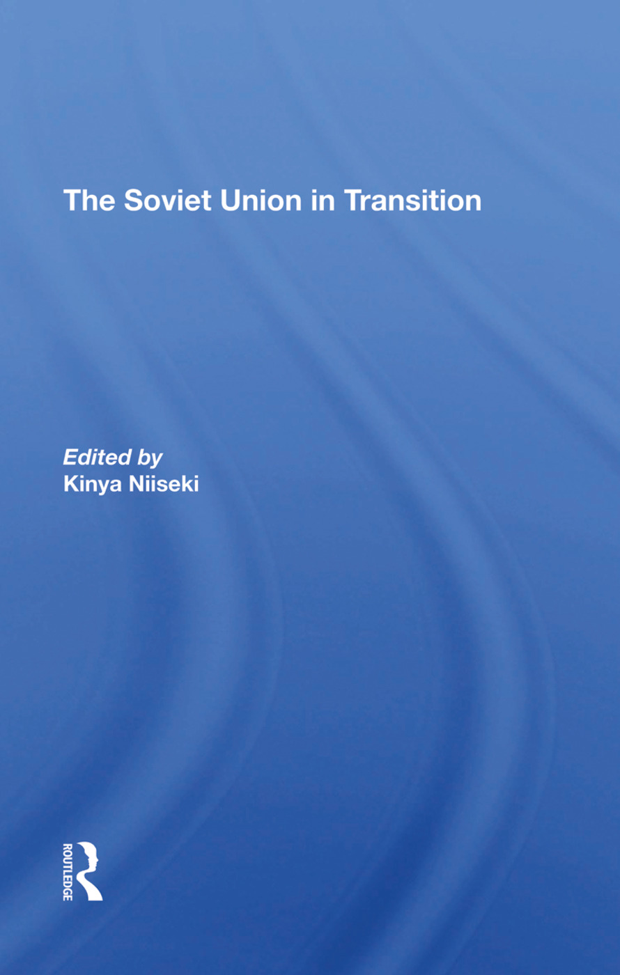 Soviet Economic Trends, with Special Emphasis on Investment and Energy Policies