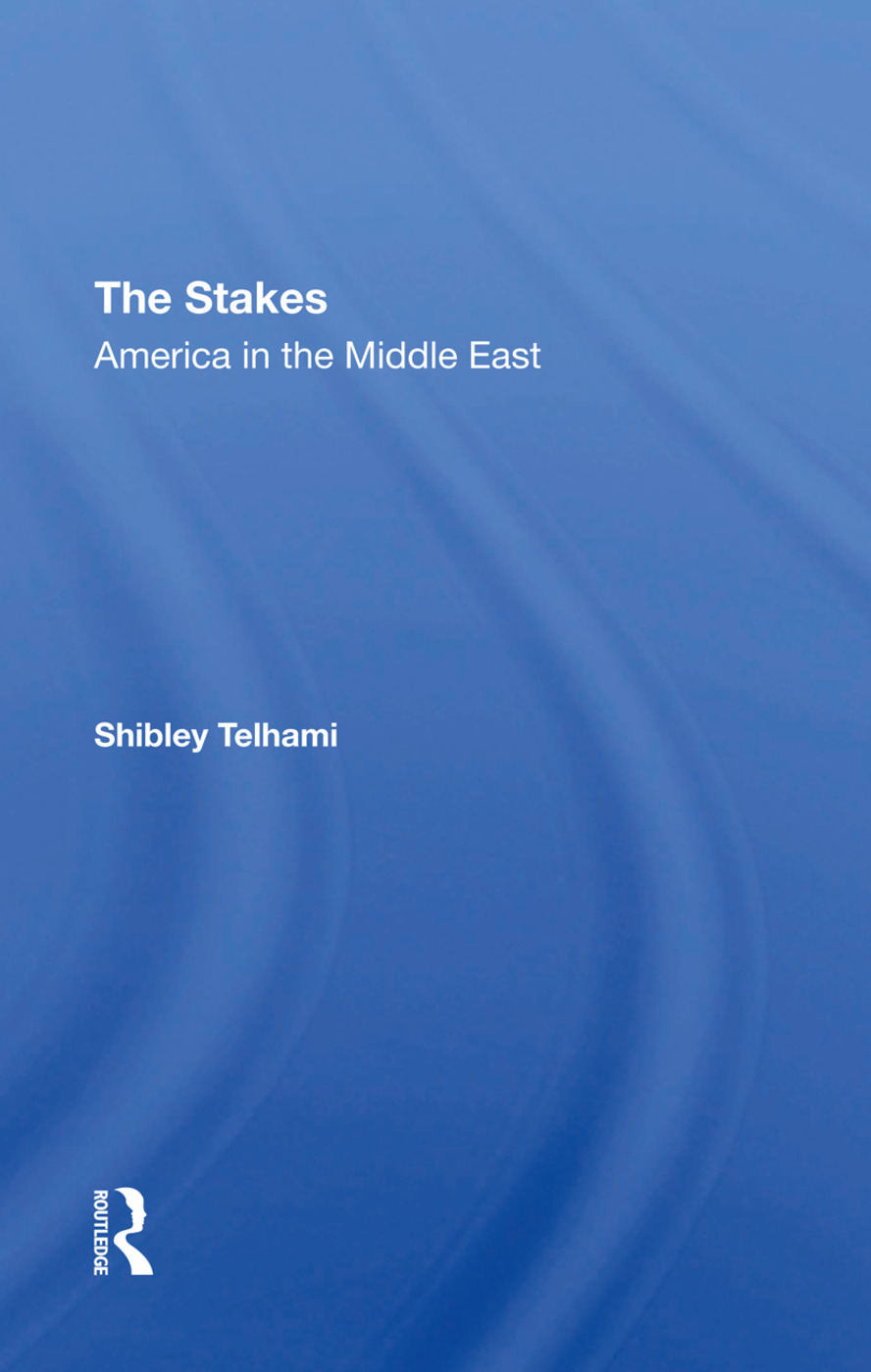 The Stakes: Univ Of Md Edition, 1st Edition (Hardback) book cover