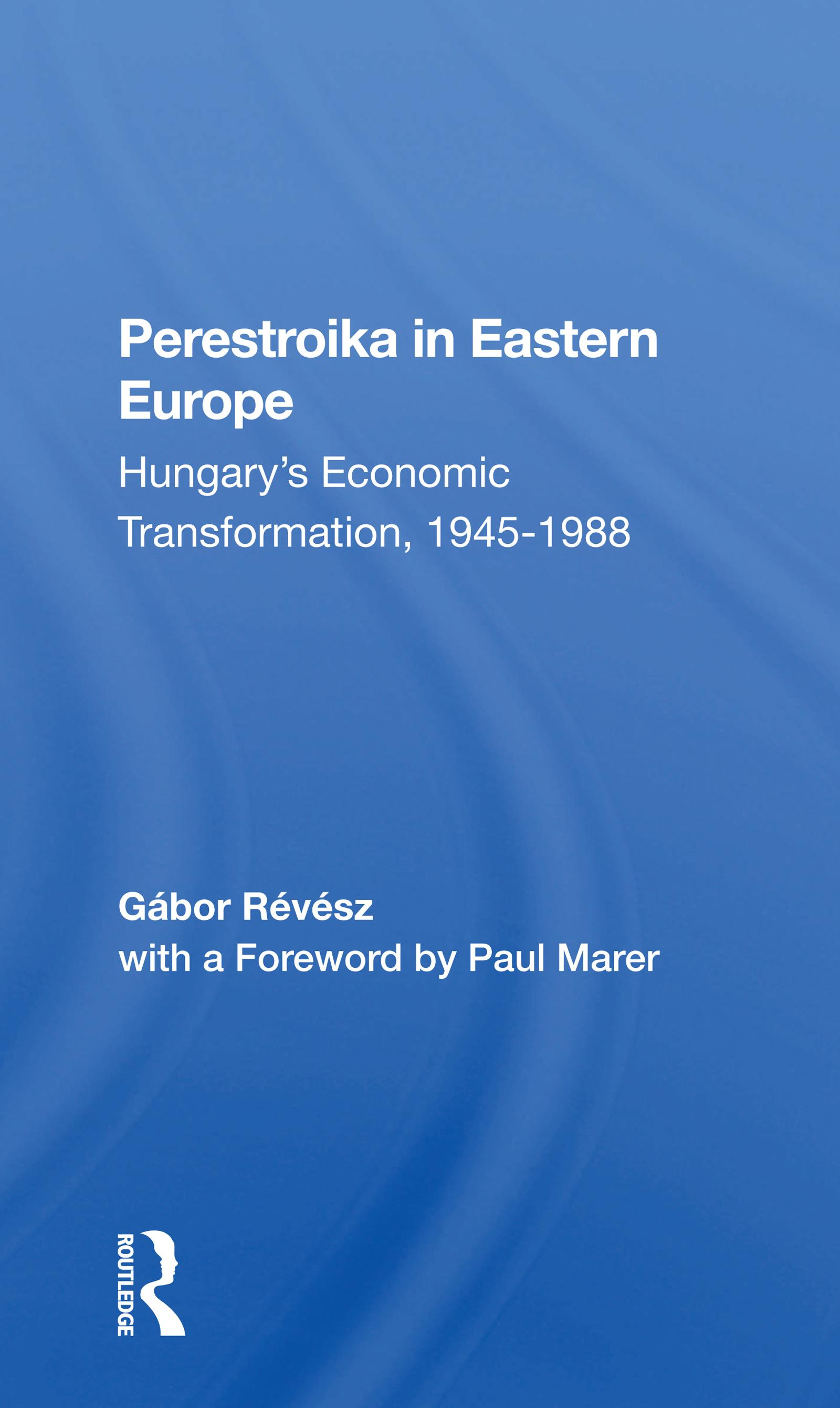 Perestroika In Eastern Europe