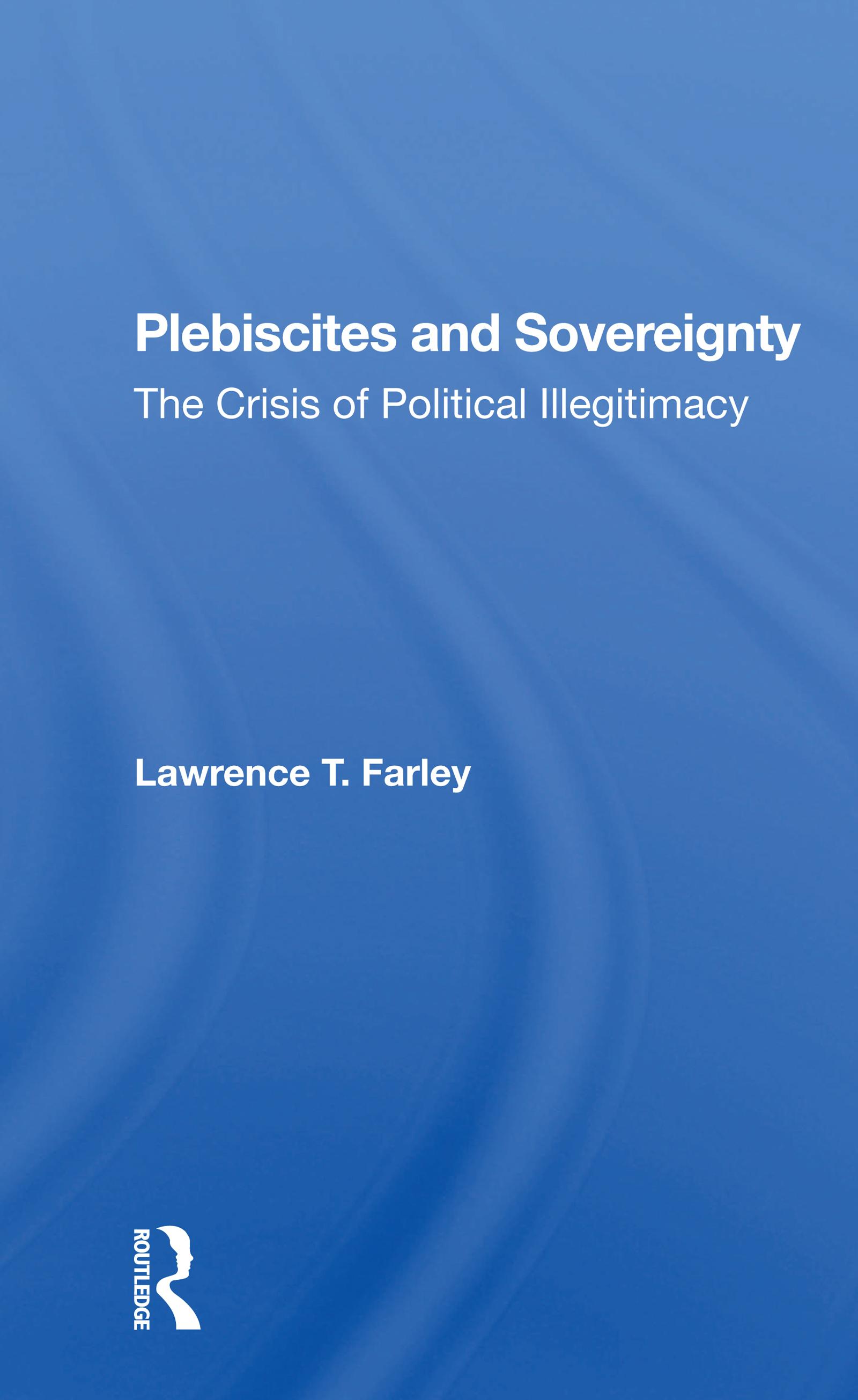 Plebiscites And Sovereignty