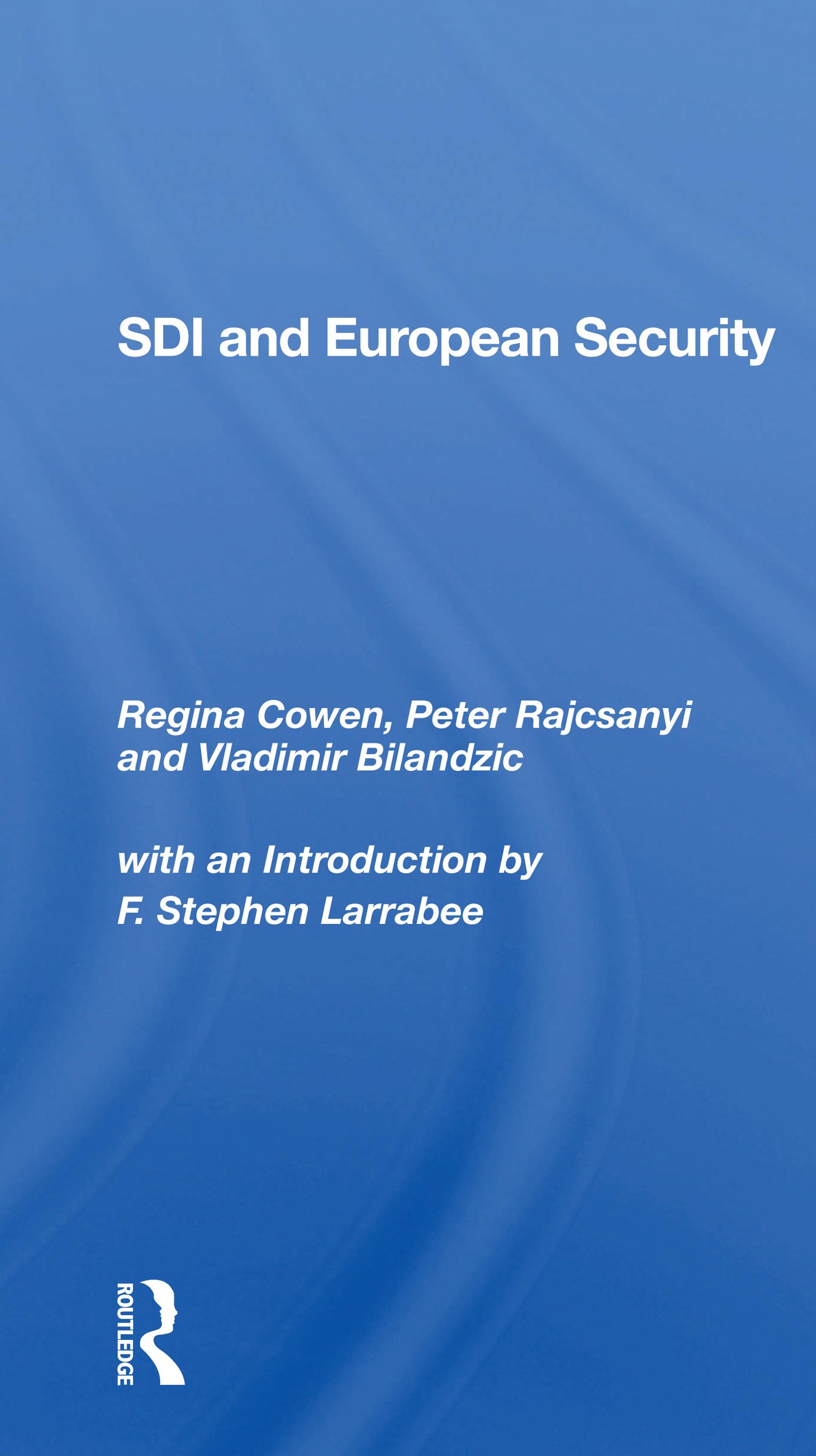 Sdi And European Security
