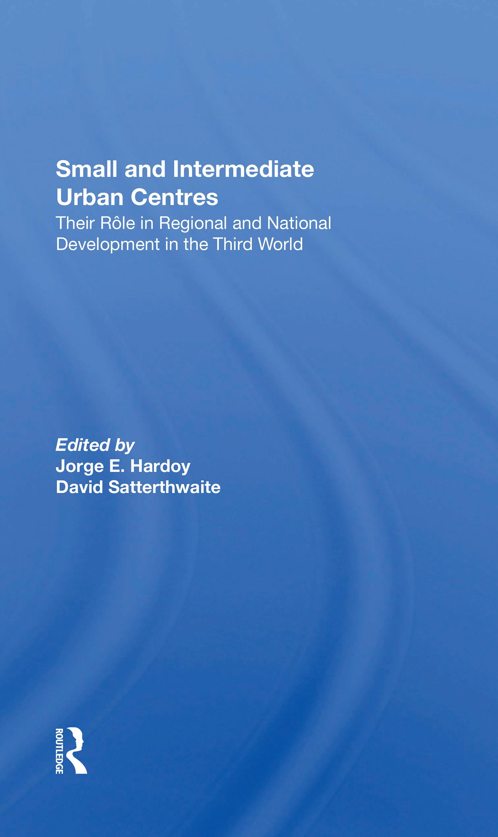 Small And Intermediate Urban Centres