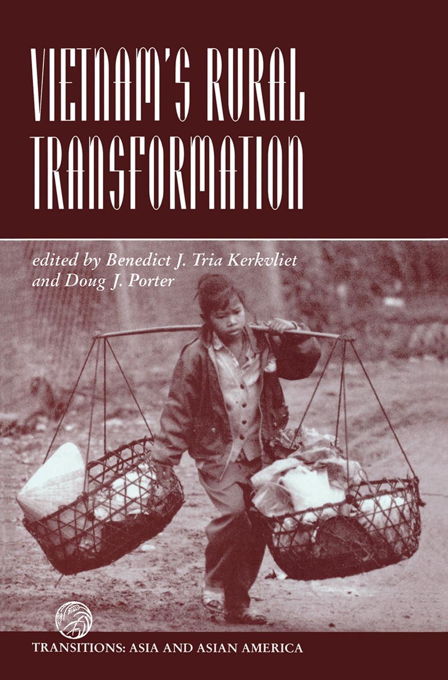 Vietnam's Rural Transformation: 1st Edition (Hardback) book cover