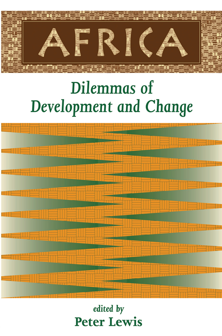 Africa: Dilemmas Of Development And Change, 1st Edition (Hardback) book cover