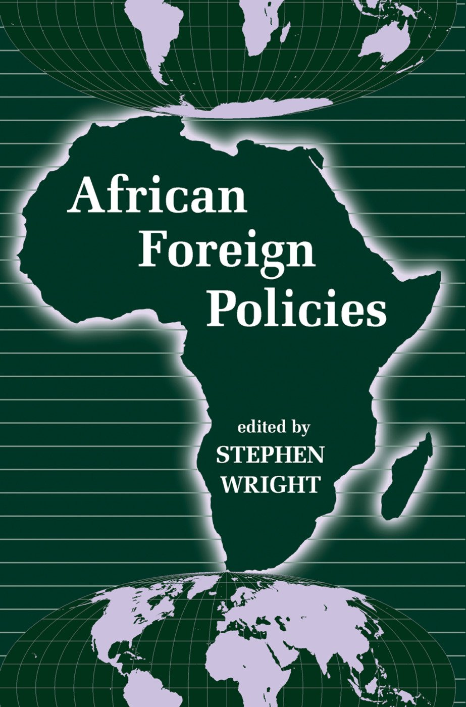 African Foreign Policies book cover