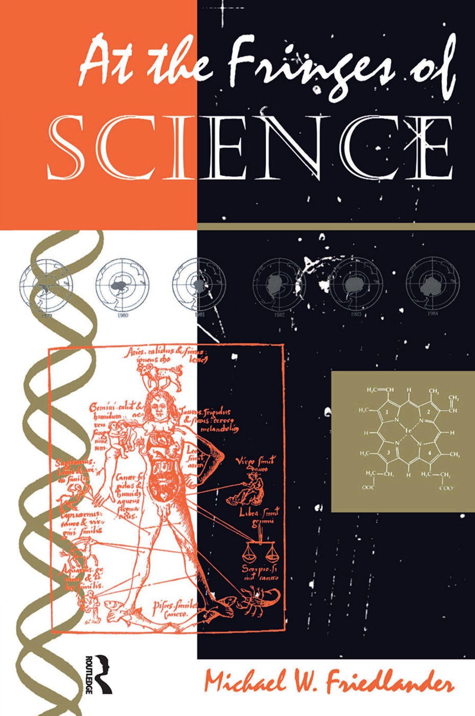 At The Fringes Of Science: 1st Edition (Hardback) book cover