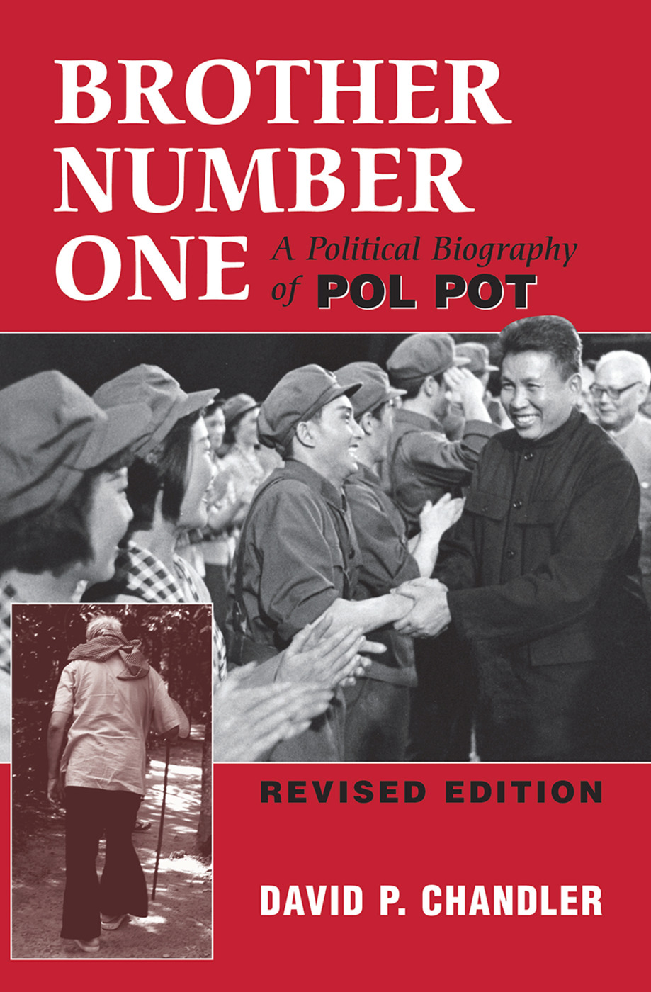 Brother Number One: A Political Biography Of Pol Pot, 1st Edition (Hardback) book cover