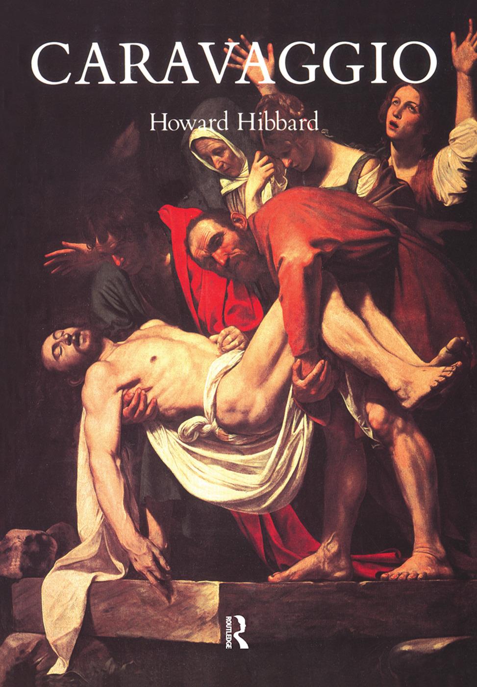 Caravaggio: 1st Edition (Hardback) book cover