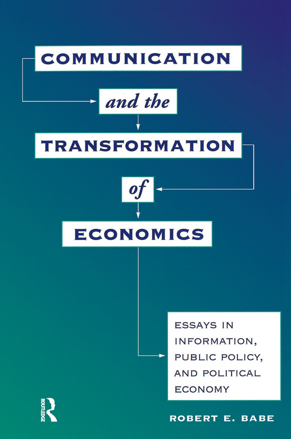 Communication And The Transformation Of Economics: Essays In Information, Public Policy, And Political Economy, 1st Edition (Hardback) book cover