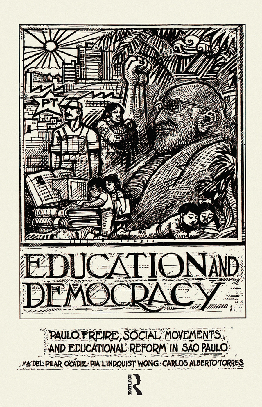 Education And Democracy: 1st Edition (Hardback) book cover