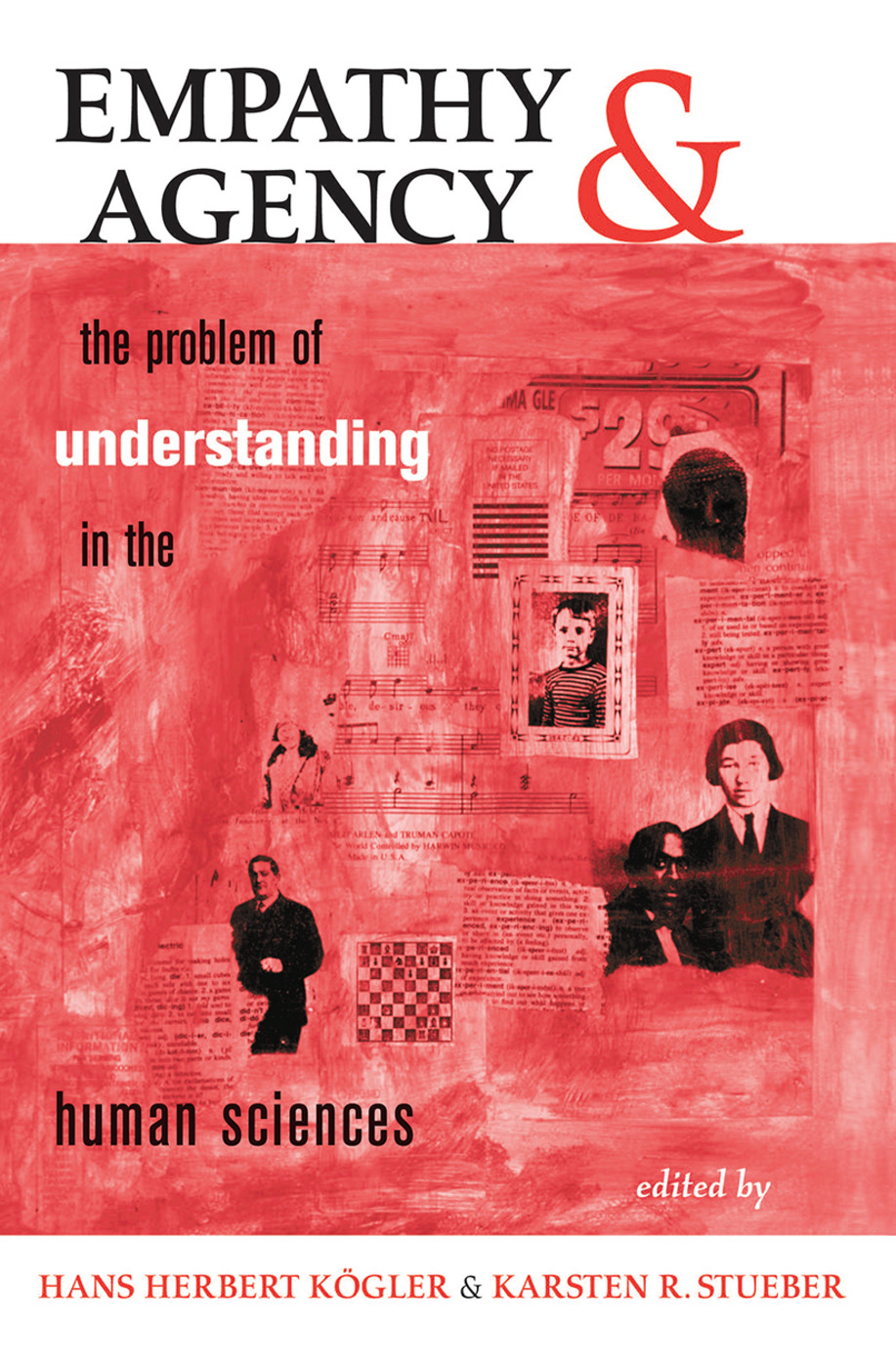 Empathy And Agency: The Problem Of Understanding In The Human Sciences, 1st Edition (Hardback) book cover