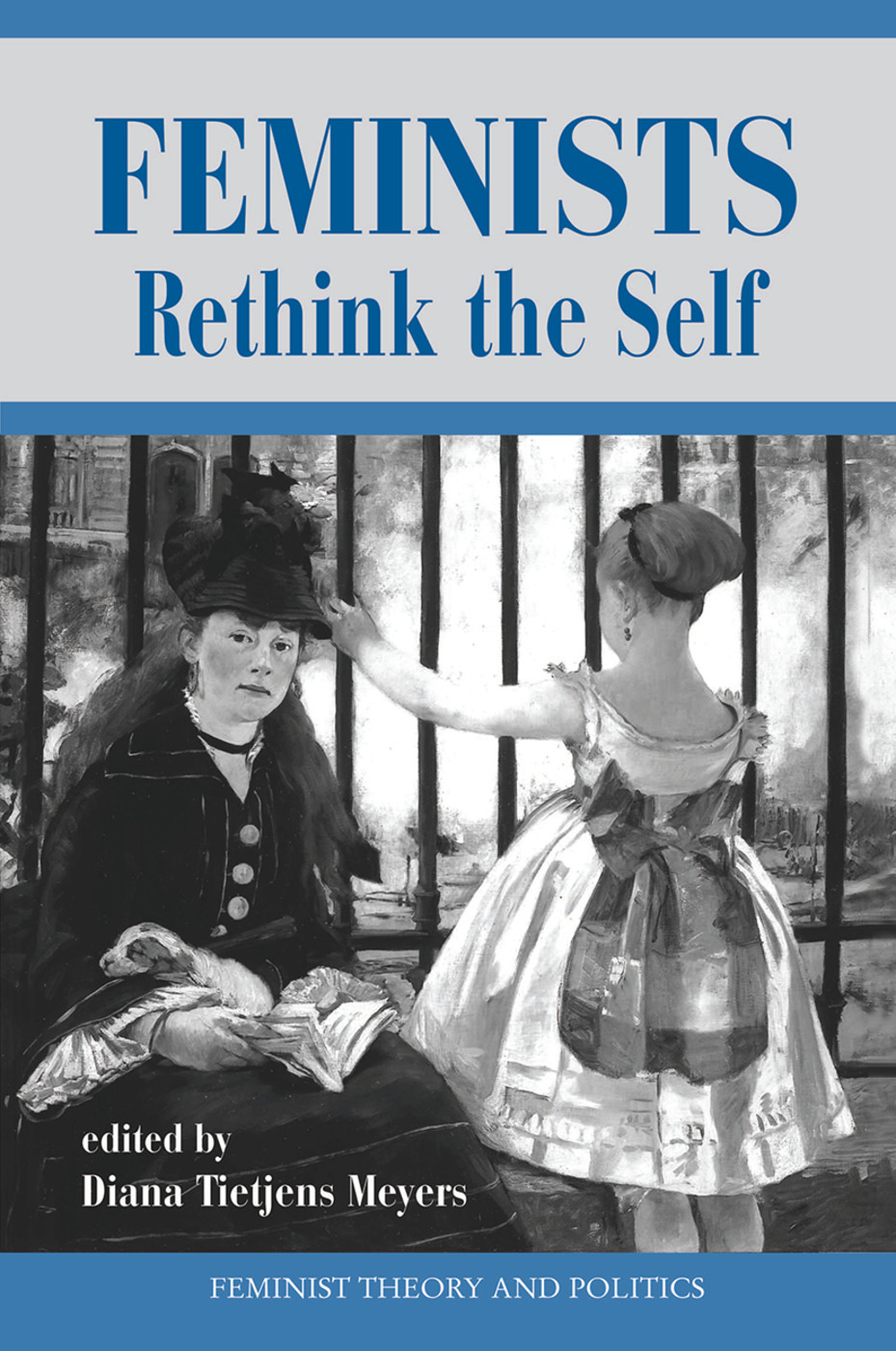 Feminists Rethink The Self: 1st Edition (Hardback) book cover