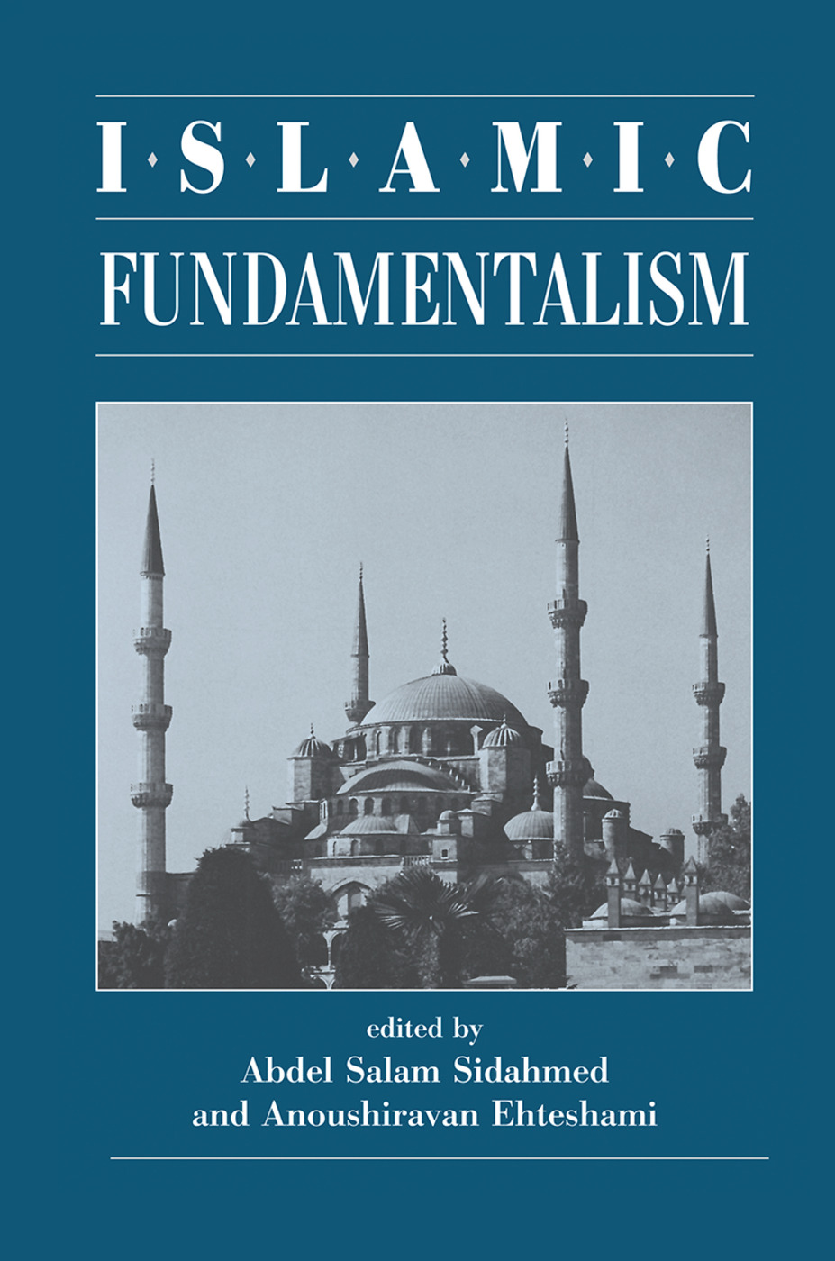 Islamic Fundamentalism: 1st Edition (Hardback) book cover