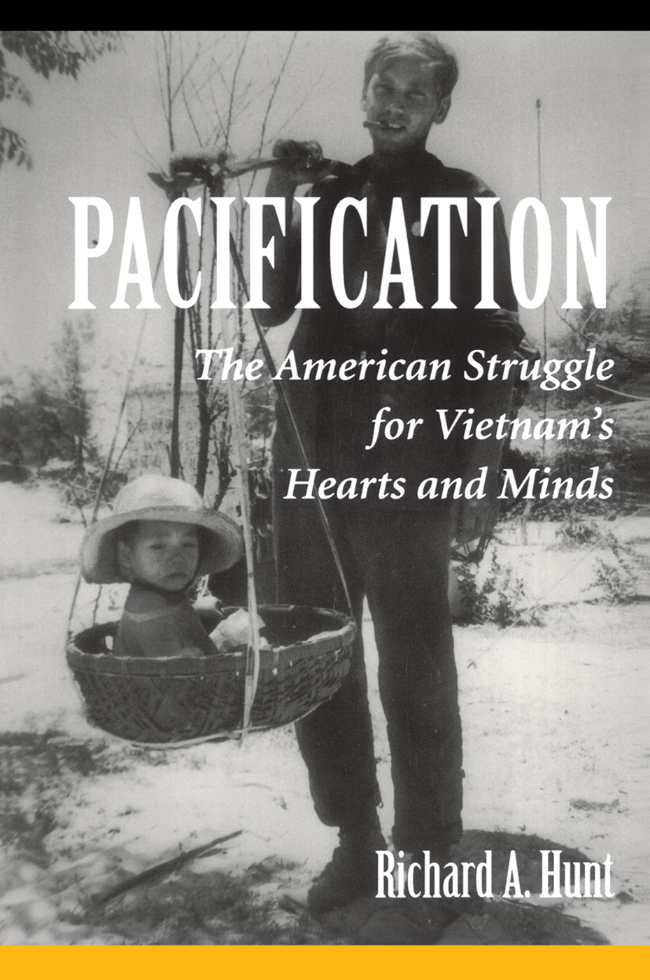 Pacification: The American Struggle For Vietnam's Hearts And Minds, 1st Edition (Hardback) book cover