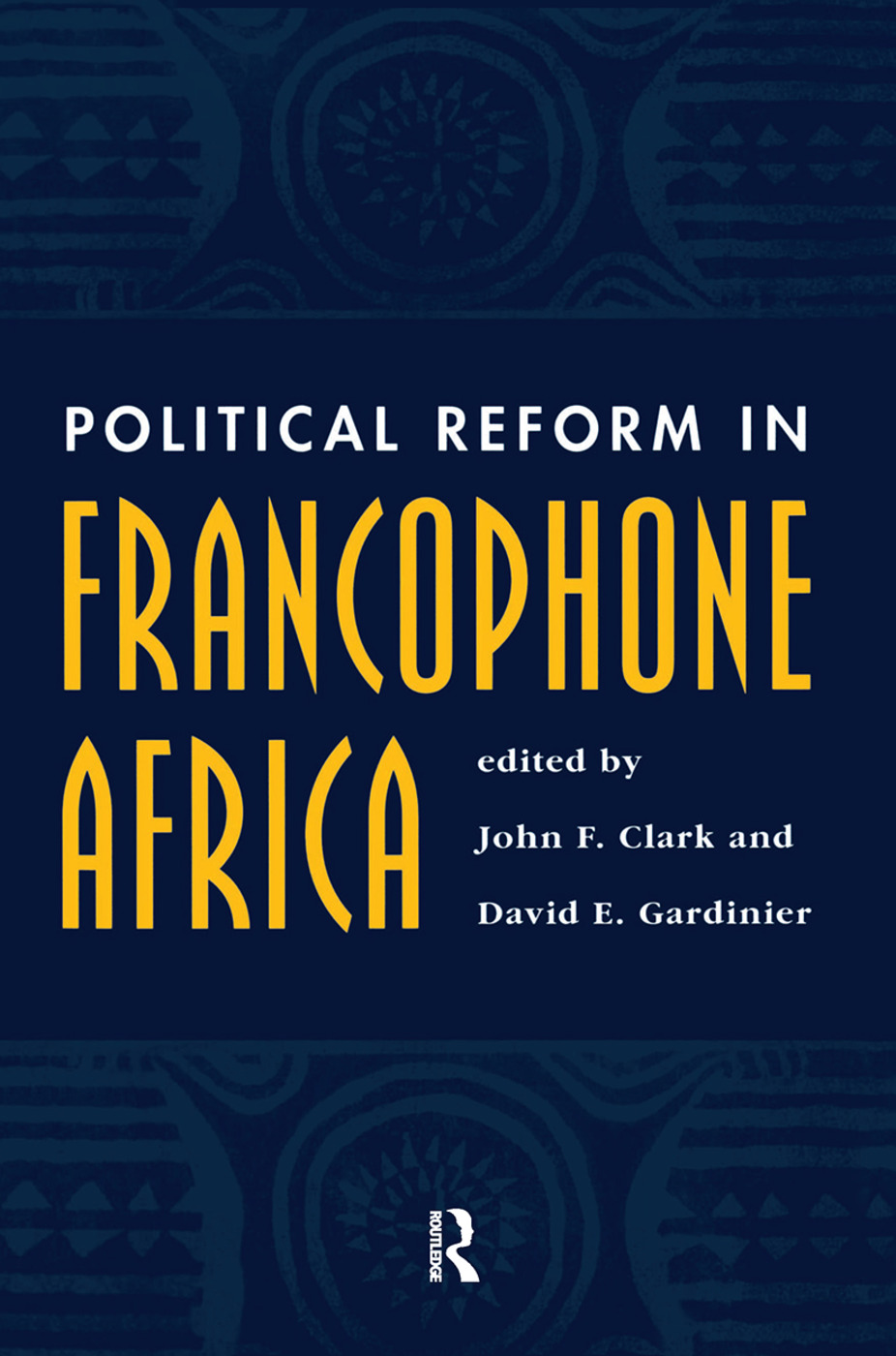 Political Reform In Francophone Africa book cover