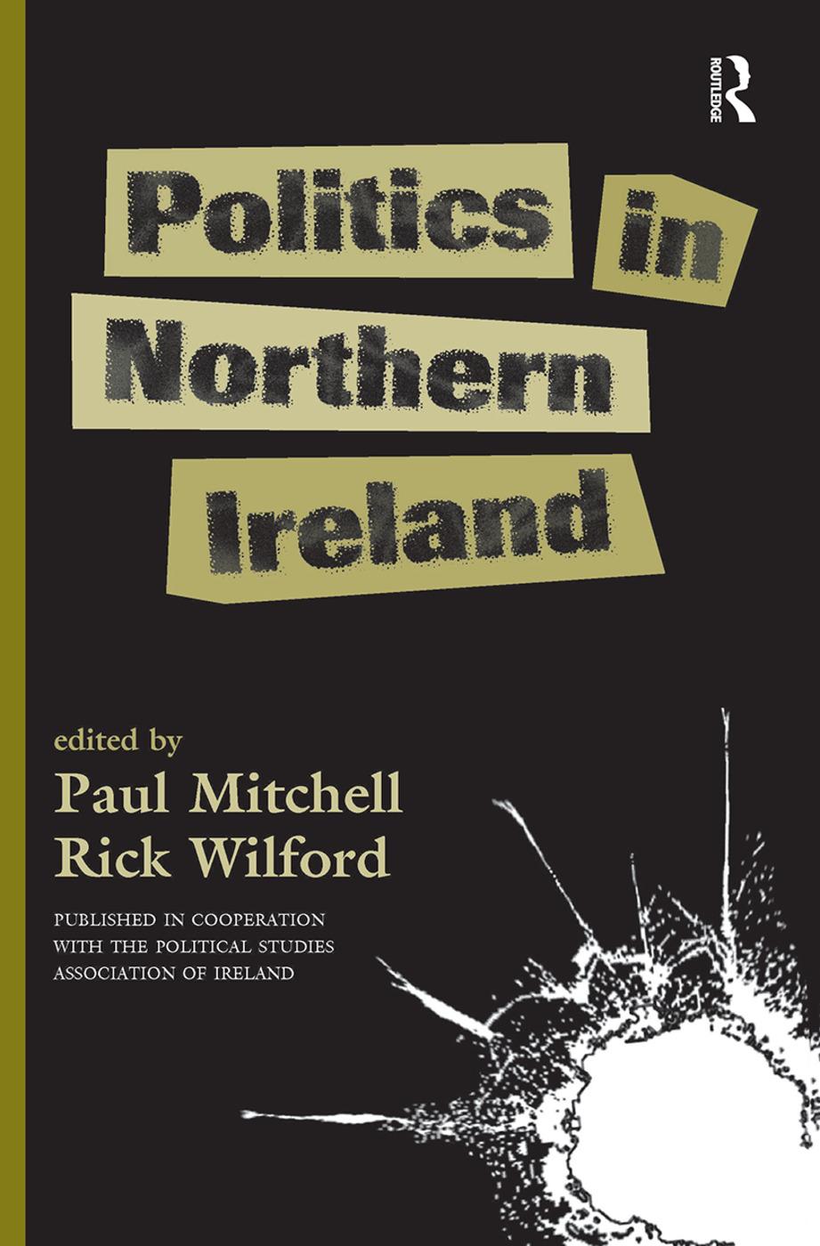 Politics In Northern Ireland book cover