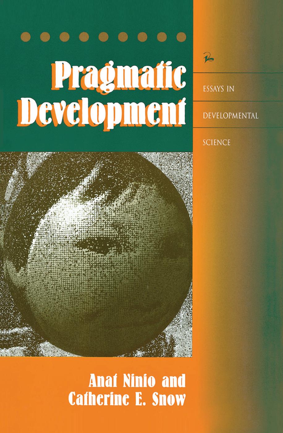Pragmatic Development: 1st Edition (Hardback) book cover